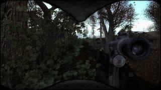 видео Вылет у Скадовска S.T.A.L.K.E.R. 'Зов Припяти' 'MISERY v2.1'