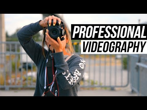 How To Become A Professional VIDEOGRAPHER & Get Video Clients? (SECRETS)