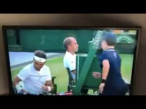 Next time somebody calls you lazy show them this video🙄🎾