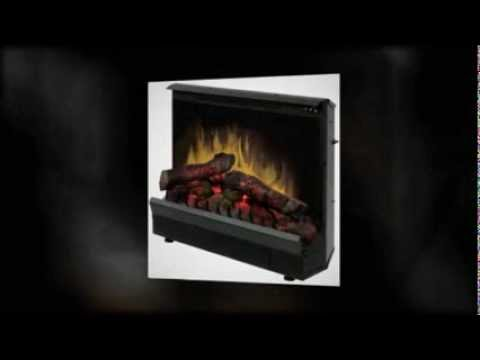 Best Price Dimplex Dfi2310 Electric Fireplace Deluxe 23 Inch Insert Youtube