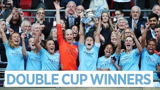 SSE WOMEN'S FA CUP WINNERS | MAN CITY 3-0 WEST HAM