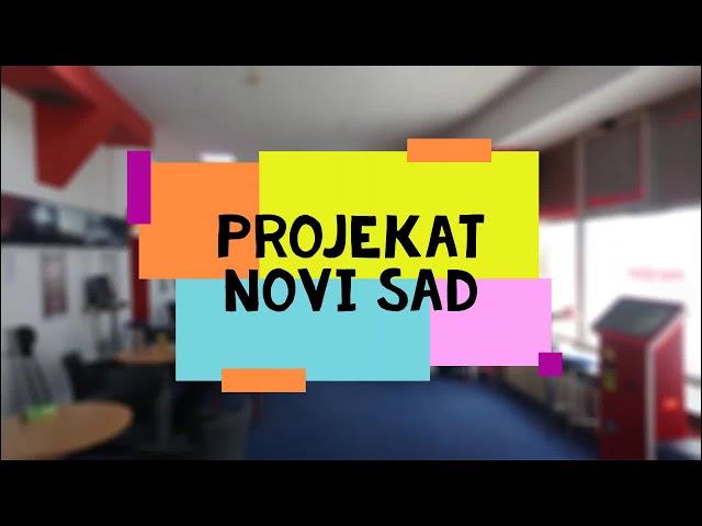 Projekat Novi Sad MT