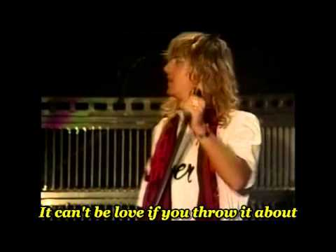 Def Leppard - Love Bites ( Live ) - with lyrics