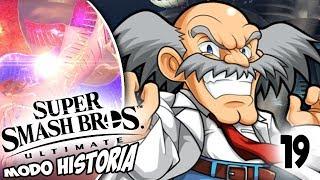 ¡¡CONTRA EL DR WILY!! - Super Smash Bros Ultimate DIFICIL #19