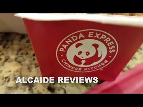 PANDA EXPRESS REVIEW San jose California