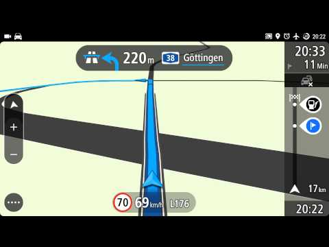 Preview Von TomTom Go Mobile Navigation