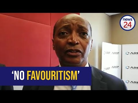 WATCH: Businessman Patrice Motsepe says it's right that politicians hold companies to account