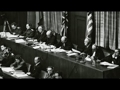 Treasures of the Harvard Law School Library | The Nuremberg Trial Documents