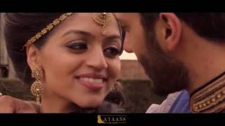 Kiran and Roshni Preshoot at Blenheim Palace, Oxford | Asian Wedding Cinematography | Ayaans Films