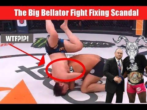FGB #103: The Big Bellator Fight Fixing Scandal