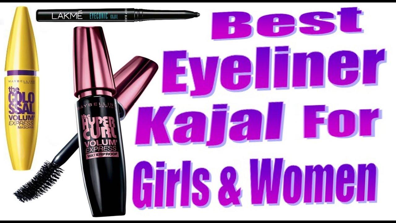 7ff866bed98 Best Eyeliner kajal for Women Girls in India - YouTube