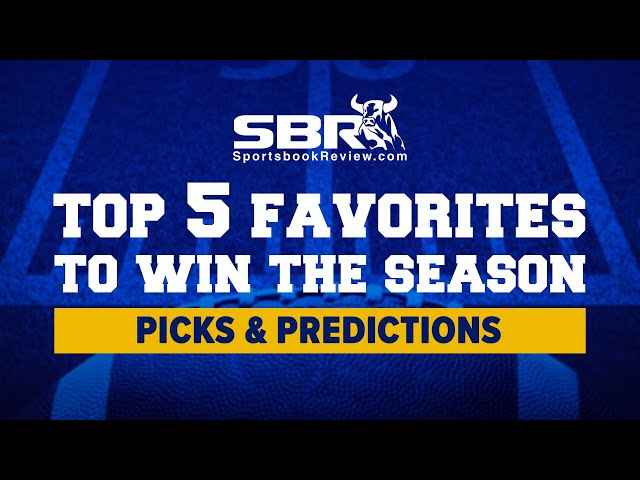 2020 College Football Predictions | Favorites to Win the Season