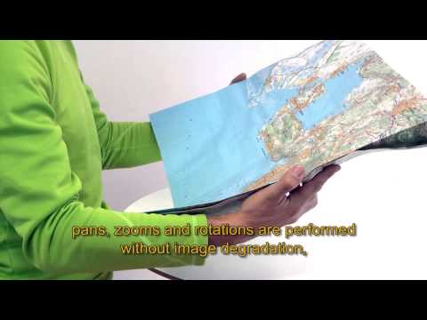 New type of Geography- the MAP
