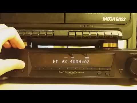 FM-radio in Minsk, Belarus
