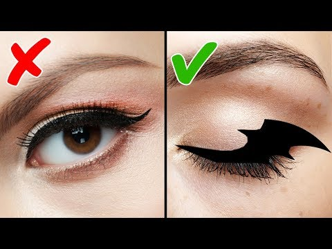 34 TRENDY BEAUTY LIFE HACKS AND MAKEUP TUTORIALS thumbnail