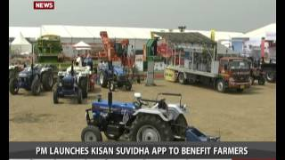 PM launches Kisan Suvidha App for farmers