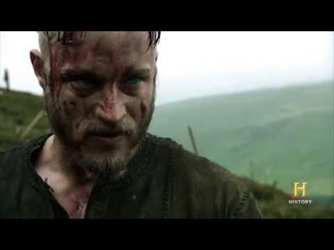 Vikings First Scene HD