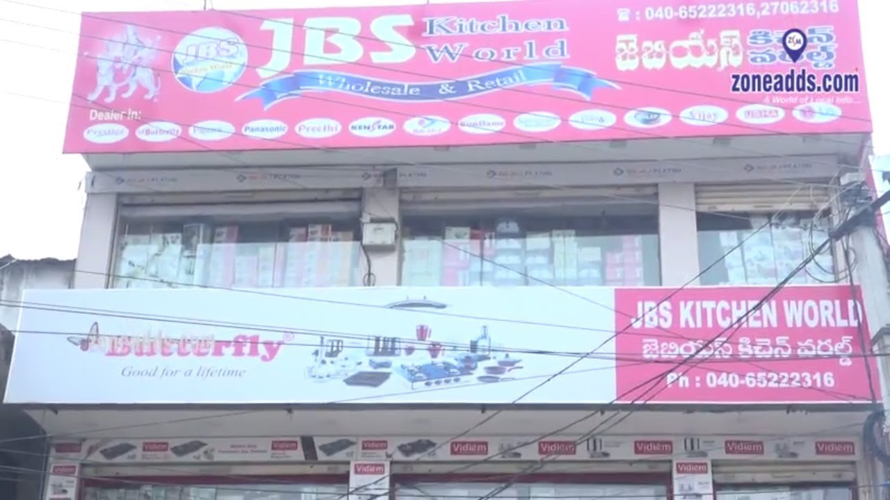Jbs Kitchen World Best Kitchen Appliances Malkajgiri Zoneadds Com