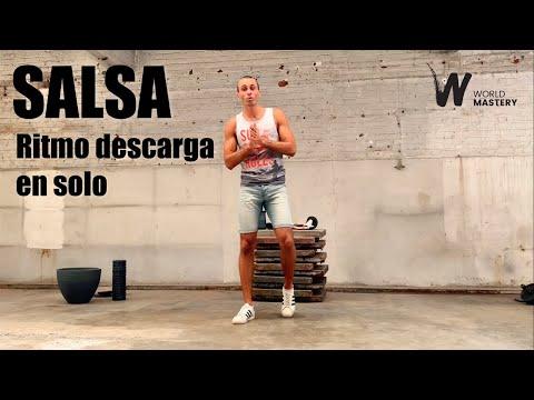 Salsa Online | Comment danser une fusion de Salsa et Mambo sur un rythme de descarga ?