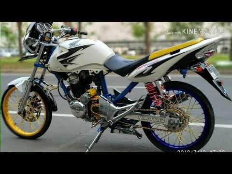 Modifikasi Honda Tiger  Herex Racing Touring