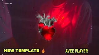 Template avee player free download link