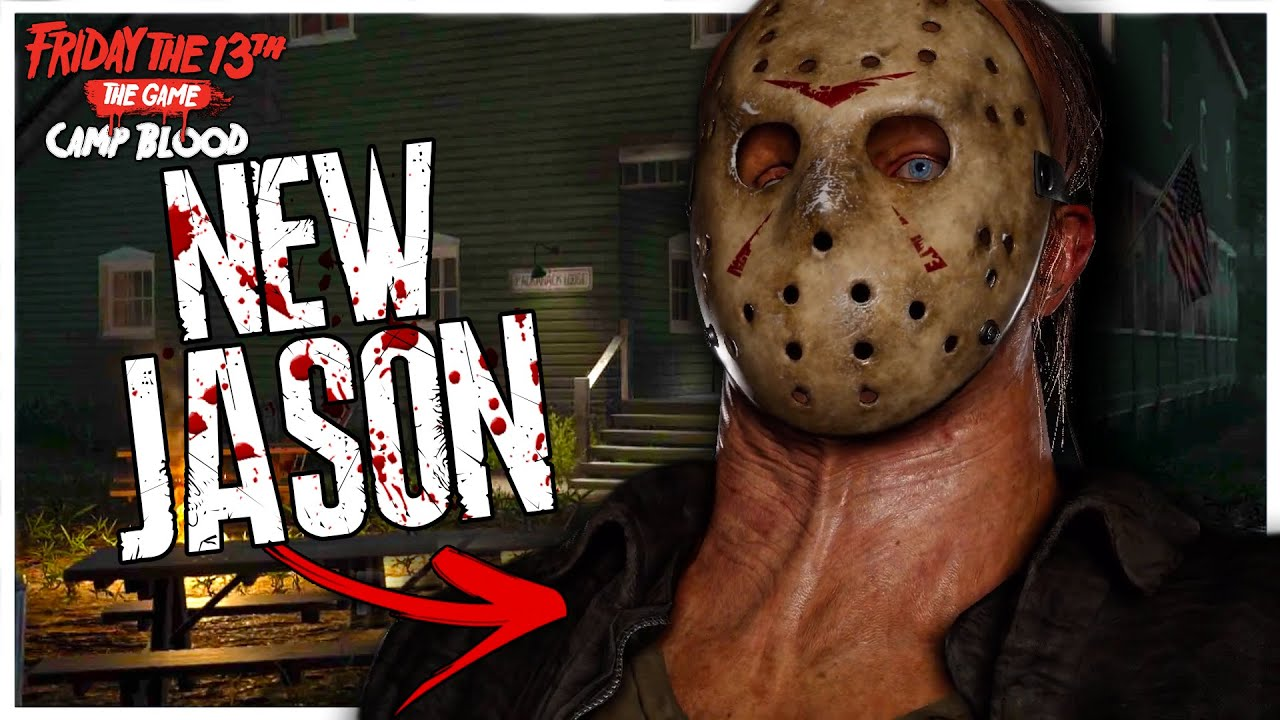 Remake Jason Looks TERRIFYING! | Friday The 13th: The Game CAMP BLOOD