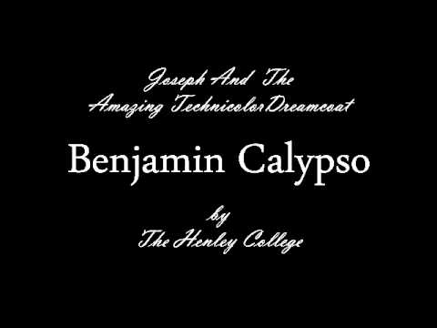 Benjamin Calypso (Re-uploaded)