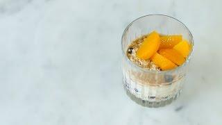 Frukosttips - Overnight oats (du måste testa)