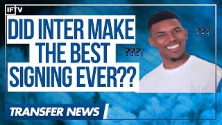 """VIERI: """"INTER MADE THE BEST SIGNING OF THE SUMMER ALREADY"""" 