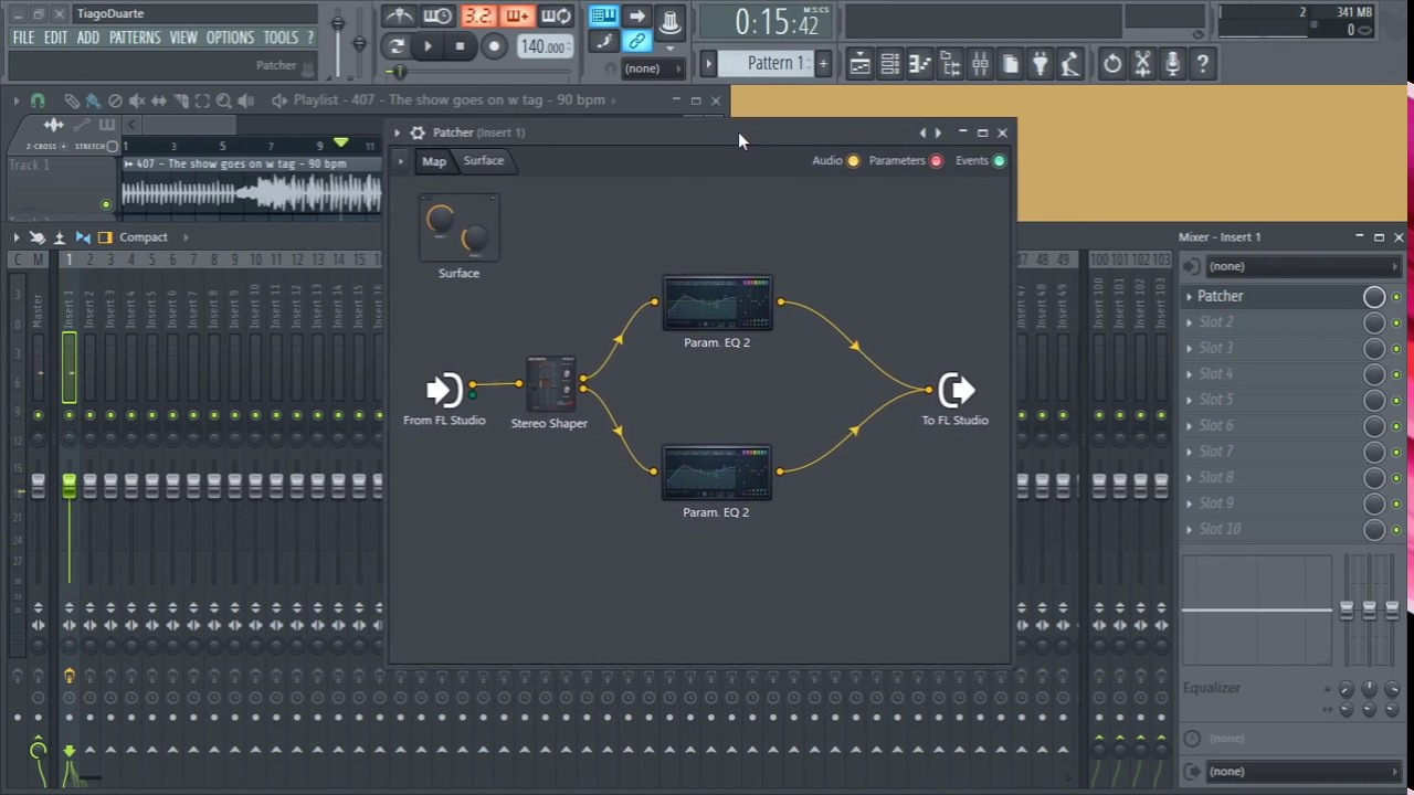 patcher fl studio 12 tutorial