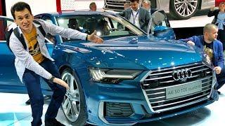 Вот Почему Продажи Bmw И Мерседес В Опасности – Новая Audi A6! Обзор Конкурента Mercedes E-Class И…