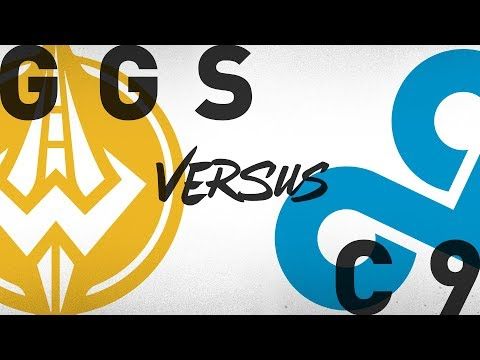 GGS vs. C9 - Week 2 Day 1 | NA LCS Summer Split | Golden Guardians vs. Cloud9 (2018)