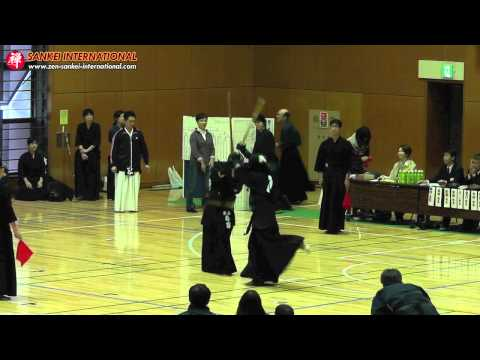 Kendo「剣道」- A fight to the very end. [VID:20111106002]