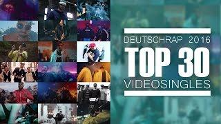 Deutschrap 2016: Die besten Videosingles (Top 30)