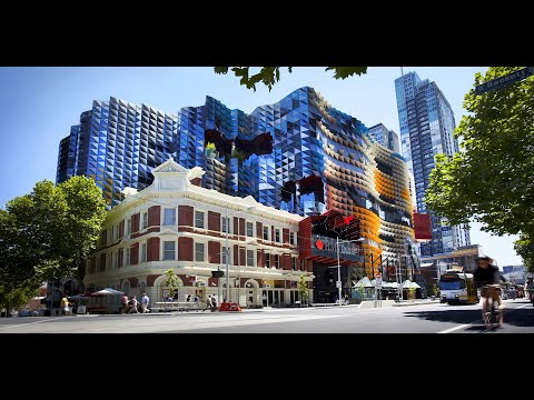 A Short Trip Around RMIT City Campus