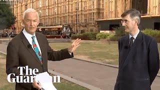 Jon Snow tells anti-Brexit demonstrators to shut up thumbnail