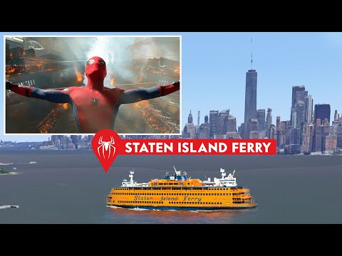 Every Marvel Cinematic Moment in New York City, Mapped  Vanity Fair
