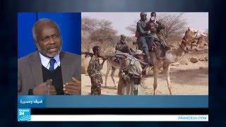 جبريل إبراهيم محمد: رئيس حركة العدل والمساواة السودانية ج1