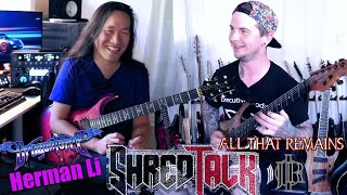 Shred Talk: Herman Li (DragonForce) & Jason Richardson (All That Remains)