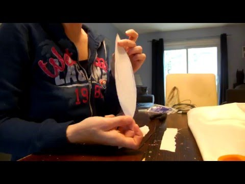 How to make Fake Feathers