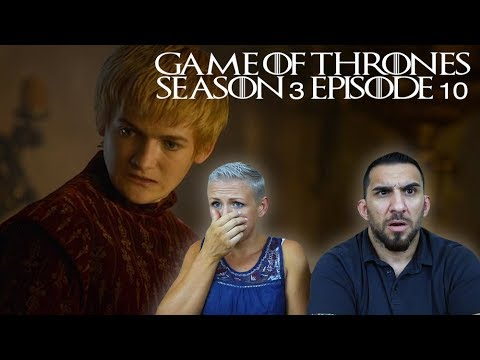 Game of Thrones Season 3 Episode 10 'Mhysa' REACTION!! (PART 1)