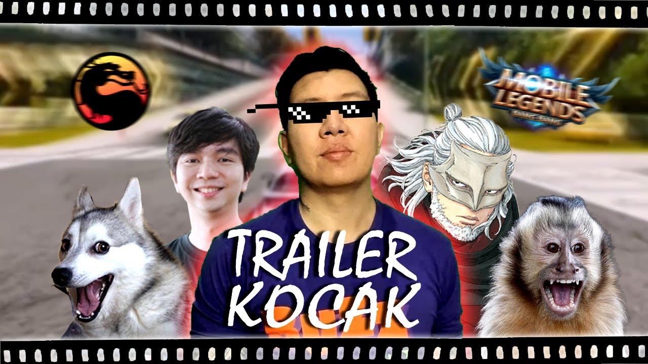 Trailer Kocak - Windah Basudara (Feat. Bocil Kematian)