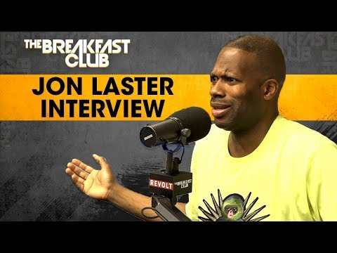 Comedian Jon Laster On Why Trump's Presidency Is Changing Stand-Up
