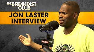 Comedian Jon Laster On Why Trump