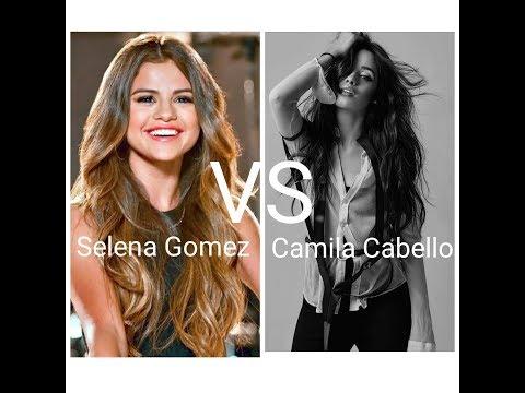 Vocal Battle- Selena Gomez VS Camila Cabello