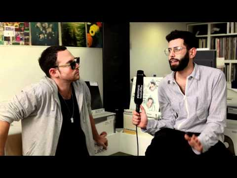 Soul Clap exclusive interview for Electronic Beats TV