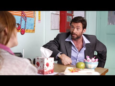 Hugh Jackman's Teacher Interview