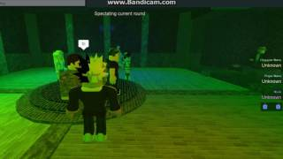 Roblox : Vampire hunters 2 *Emotions while playing* 2017 / Script Hacks :D