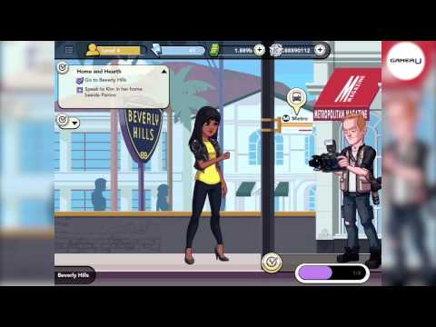 Whats the highest level of dating in kim kardashian hollywood