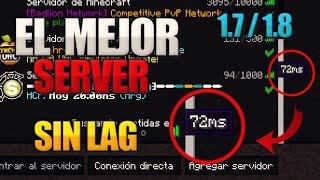 EL MEJOR SERVIDOR NO PREMIUM 1.7 y 1.8 l SIN LAG